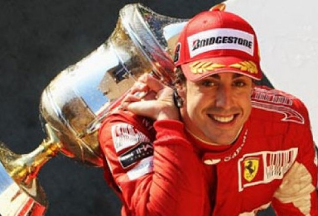 Alonso a castigat prima cursa de Formula 1 din 2010