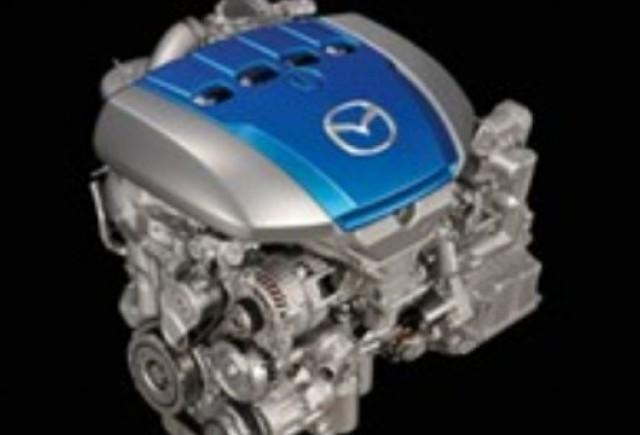 Mazda va lansa propulsorul Sky D pe noul Mazda 6