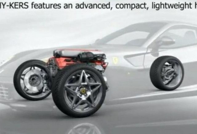 VIDEO: Ferrari explica noul sistem hibrid
