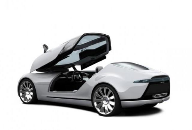 Saab va construi un supercar bazat pe Aero-X