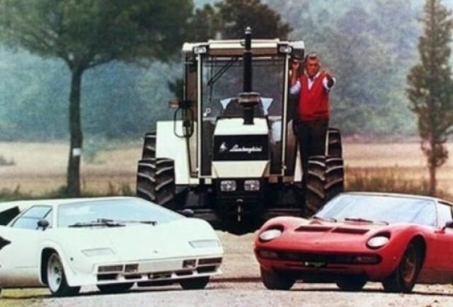 Legatura dintre tractoare si autoturisme
