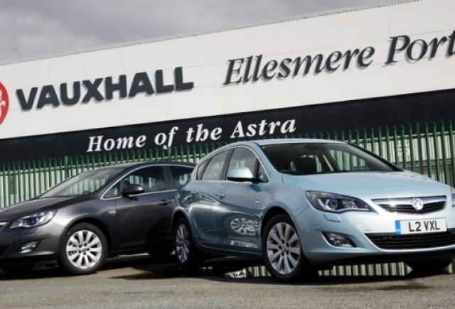Guvernul britanic ajuta Vauxhall cu 300 milioane euro