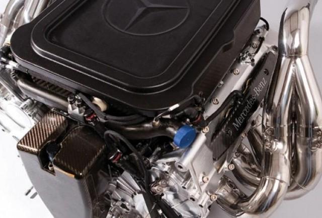 Premiile Grand Prix Engine: Formula 1 Mercedes-Benz V8, marele castigator
