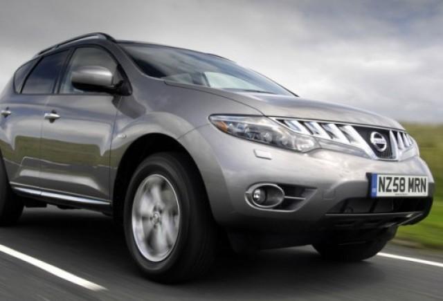 Nissan Murano va primi un propulsor diesel