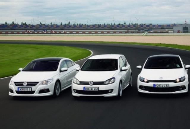 OFICIAL: Volkswagen a lansat divizia R