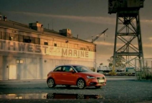 VIDEO: Realizarea spotului publicitar Audi A1