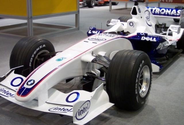 Numele BMW va parasi Formula 1 anul acesta