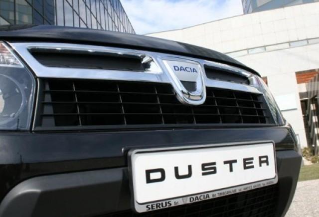 80% dintre clientii lui Duster prefera versiunea cea mai scumpa