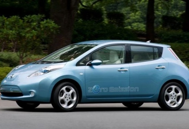 Nissan va produce Leaf si in Europa