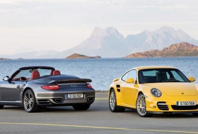 Porsche, primul loc in topul satisfacerii clientilor