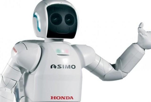 Robotul Asimo participa la Honda GreenChallenge 2010