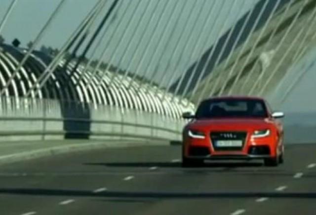 VIDEO: Audi RS5