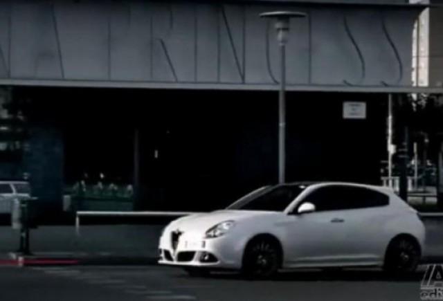 VIDEO: Primul promo oficial al modelui Alfa Romeo Giulietta