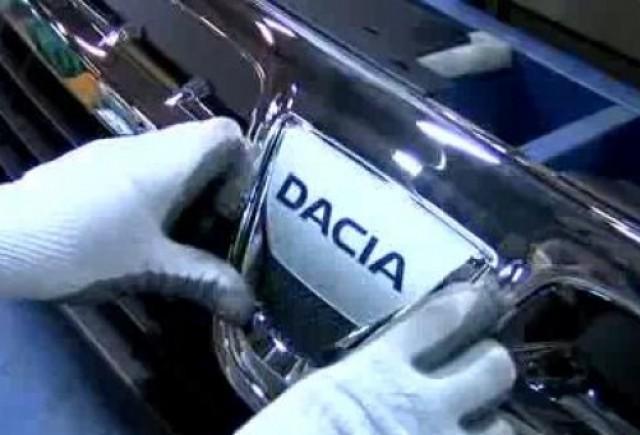 VIDEO: Cum se produce Dacia Duster