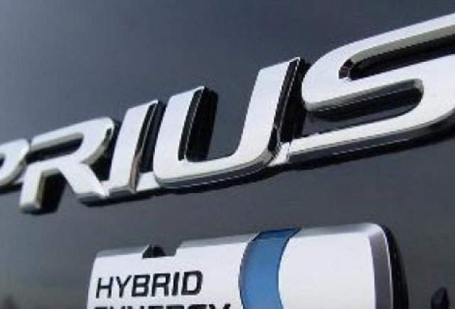 Toyota nu are exclusivitate pe numele Prius