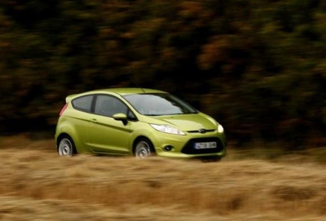 Primele detalii despre Ford Fiesta ST Turbo