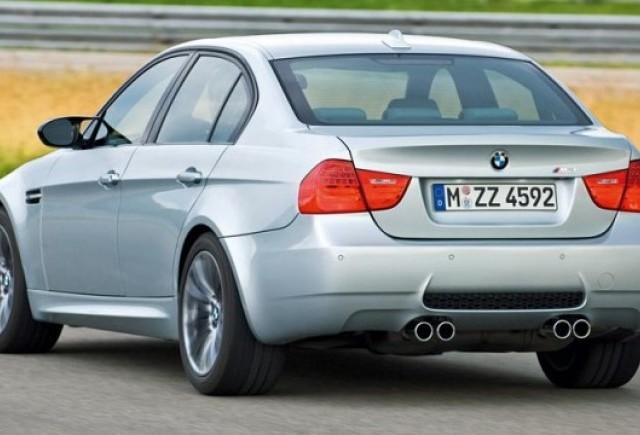 BMW ucide viitorul M3 sedan