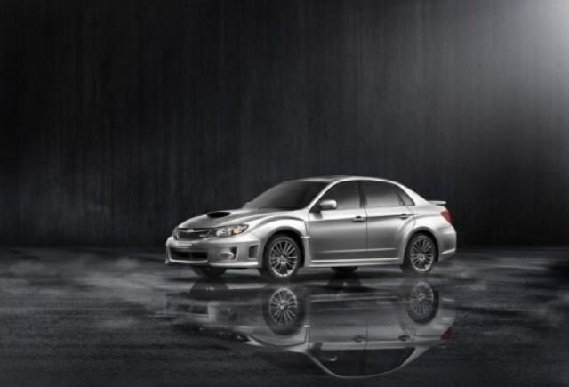 Subaru pregateste un bodykit nou pentru Impreza WRX