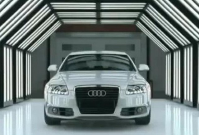 VIDEO: Promo la Audi A6