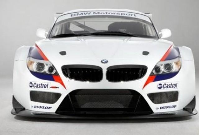 OFICIAL: BMW Z4 GT3