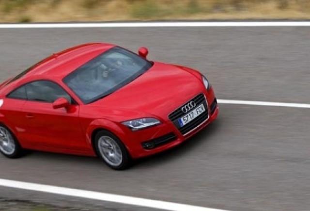 Audi TT si VW Touran facelift vin la Leipzig