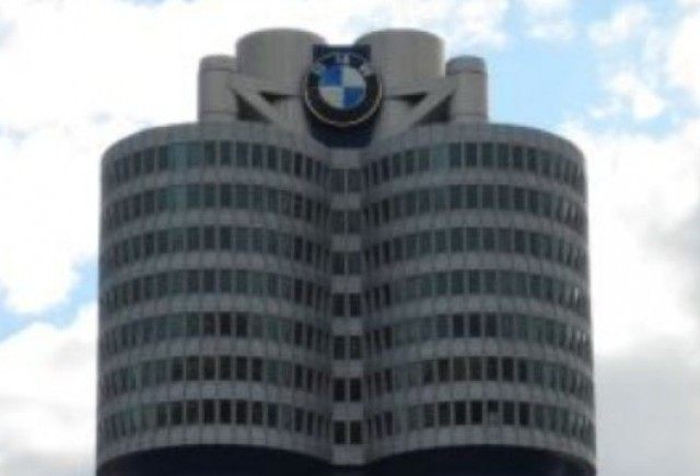 BMW pregateste o gama de propulsoare cu 3 cilindri