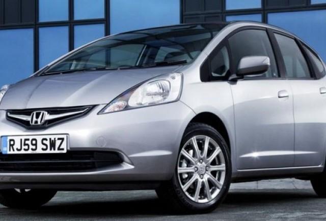 O noua versiune Honda Jazz: Si