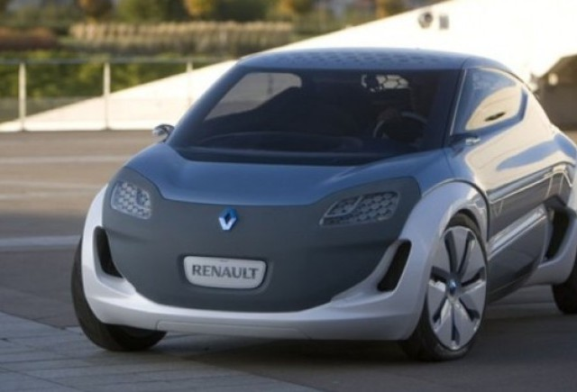 Renault va lansa primele modele electrice in 2011