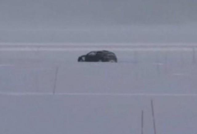 VIDEO: Hyundai Veloster spionat la Cercul Polar