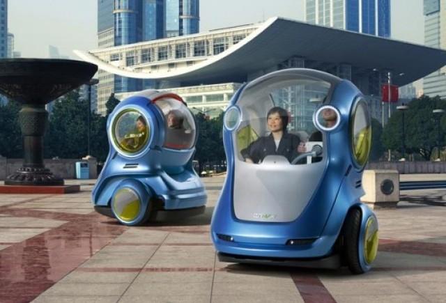 Conceptul EN-V, viziunea GM asupra viitorului