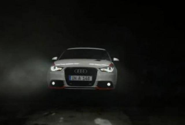 VIDEO: Audi prezinta kitul de competitie pentru A1