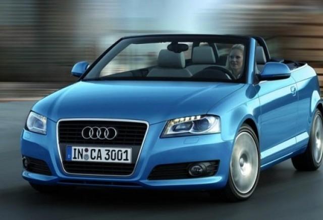 Audi A3 Cabrio primeste motorul 1.2 TFSI