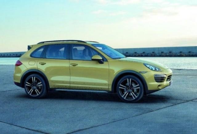 Porsche va lansa la New York noul Cayenne S Hybrid
