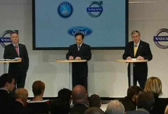 OFICIAL: Volvo a fost cumparat de Geely pentru 1.8 miliarde de dolari
