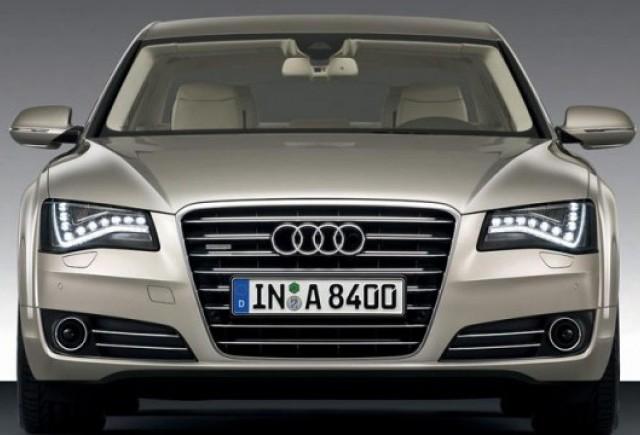 Noul Audi A8L va fi lansat la Beijing