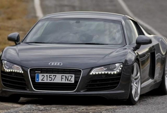 VIDEO: Cum se produce Audi R8