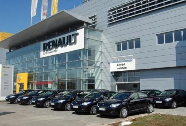 BRD, principalul client Renault in Romania