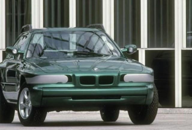BMW prezinta in premiera absoluta un concept din 1988