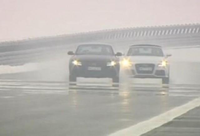 VIDEO: Dezvoltarea lui Audi RS5