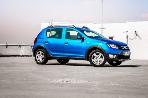 Dacia Sandero Stepway