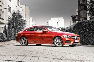 Mercedes-Benz C 200 Coupe