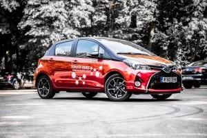 Toyota Yaris 1.33 Dual VVT-i Multidrive S