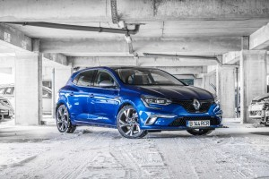 Renault Megane GT TCe 205 AT7