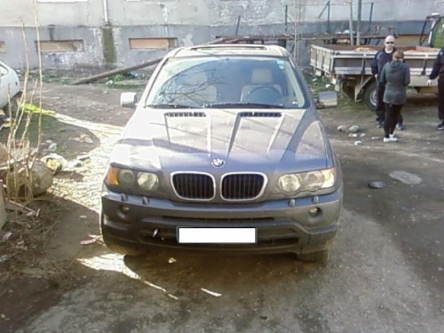 BMW X5 3,0 D