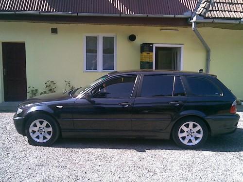 BMW 3 (E46) 320 d