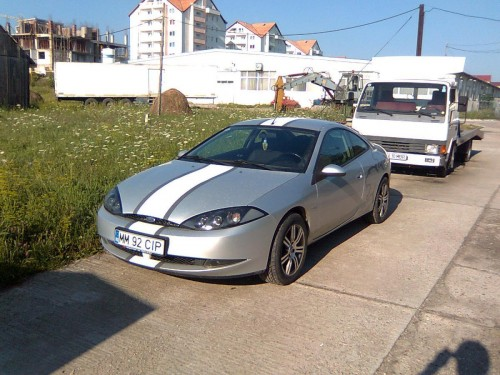 FORD COUGAR 2.0 benzina 131 cp