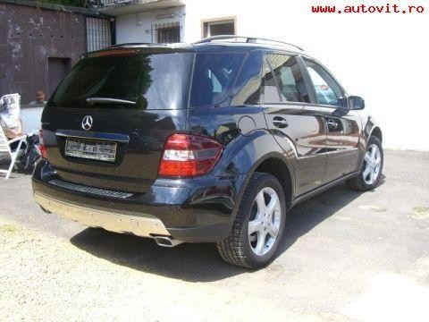 MERCEDES BENZ ML 320 cdi 4matic