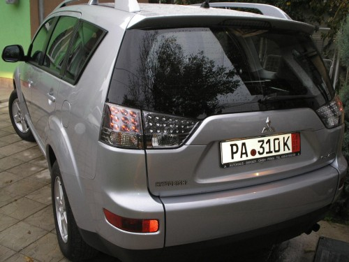 MITSUBISHI OUTLANDER 2.0 DID
