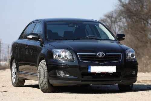 TOYOTA AVENSIS 1.8 VVT-i A/T FWD