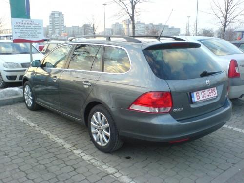 VW GOLF VARIANT 1,4 TSI